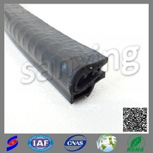 Silicone EPDM NBR Car door or Window Antistatic Extruded Strip sealing strip