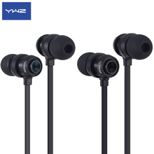 YWZ cheap promotional earphones characteristic customised earphone