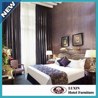 custom made deluxe hotel bedroom furniture sets
