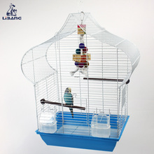 High Quality Iron Wire Folding Bird Cage