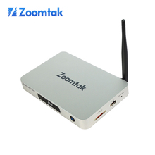 Newest Zoomtak T8H Amlogic S905 kodi 16.1 Google Android 5.1 Smart Tv Box