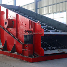 CE-Marked Circular Vibrator Screen Sieve For Crushed Coal/Stone/Rock
