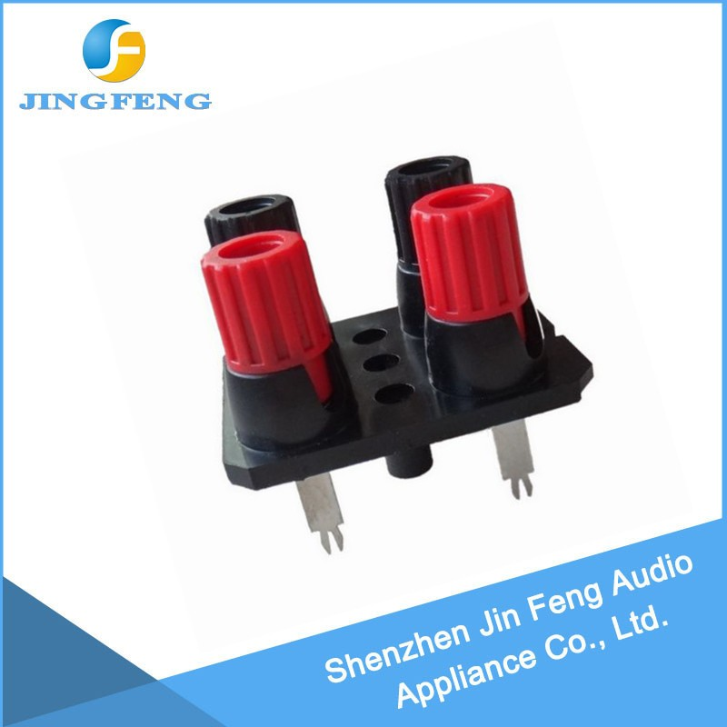 Car Audio/Stereo Auto Machine Subwoofer Box Cup Spring Post Sub Square Spring Automotive Connector Terminal