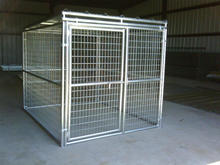 PVC coated dog house with high quality
