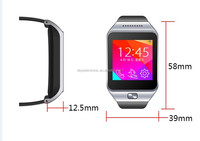 Android GSM Bluetooth Smart Watch Phone Mobile Smartwatch Fashion Style MP3 Player+FM Radio+Alarm