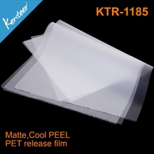 Kenteer Alibaba Kenteer Hot sell PET Heat Transfer film for screen printing machine