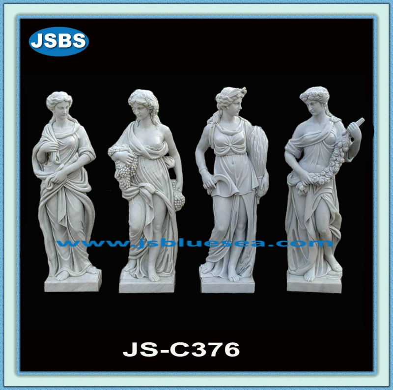 natural stone carved outdoor famous european sculpture