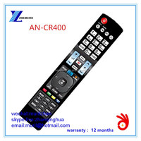 ZF High Quality Black 51Keys AN-CR400 LCD/LED tv REMOTE CONTROL for LG 3D,HDTV