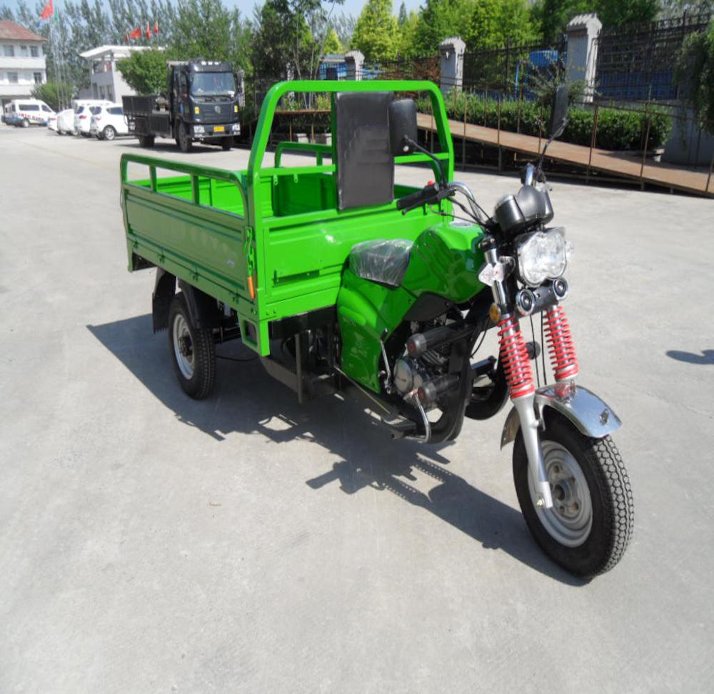 Chinese 200cc 250cc new three wheel cargo motorcycle tricycle for sale