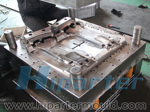 High Class Plastic Injection Mould Design and Rapid Manufacturing