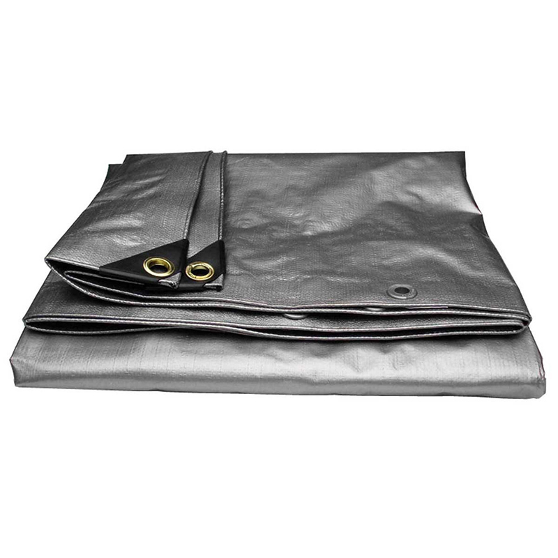 Hot sale standard size tarpaulin sheet with factory price