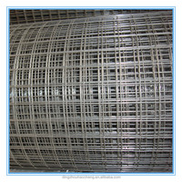 "1/2"" heavy gauge concrete reinforcing galvanized welded wire mesh"