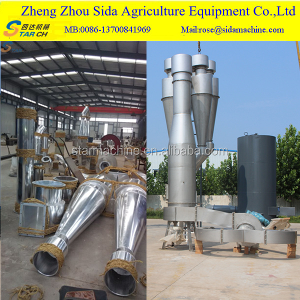 automatic stainless steel poundo yam flour production line