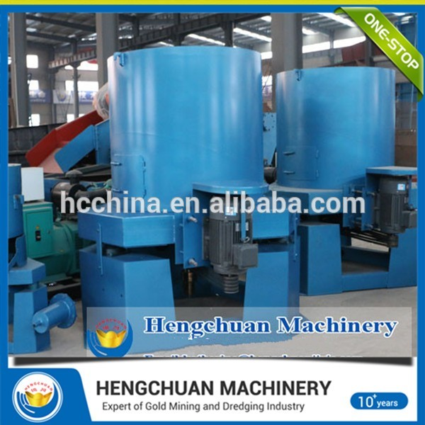 Factory price Knelson Placer Gold centrifugal gold concentrator
