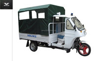 150cc Motorized three medical ambulance with small fule