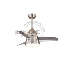 Metal Mini Decorative Ceiling Fan with Flashing Light