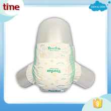 Hot selling baby diapers soft and fast absorbent baby diapers