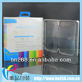clear plastic pet blister packaging