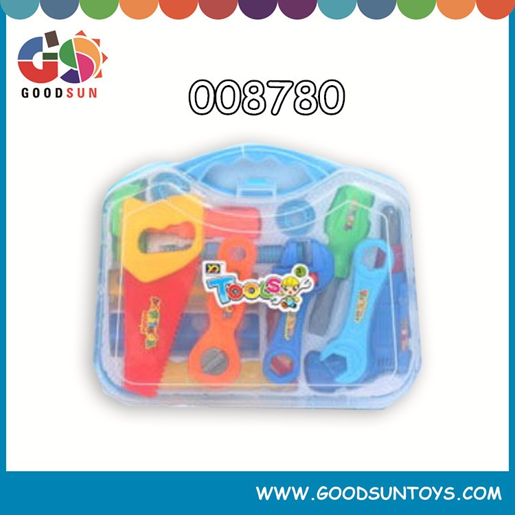 28PCS plastic engineering maintenance tool kit toy