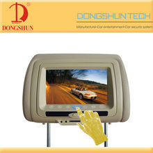"7"" universal headrest monitor for Russia"