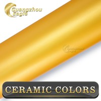 New Style 1.52x20m High Quality Bright-coloured Ceranic Car Vinyl Wrap Wholesale