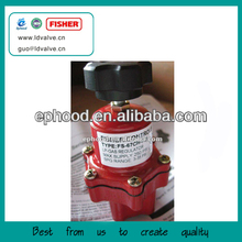 Fisher LPG Regulator 67CH-743