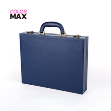 The best and cheapest pu leather wine carrier packing box