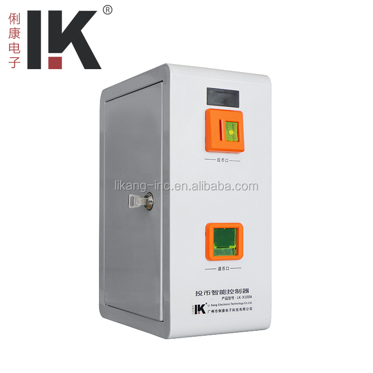 LK-X100A Coin timer control box for French water vending machine