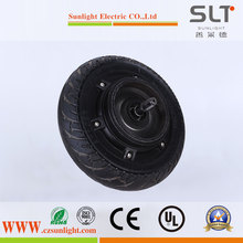 8'' electric bike wheel hub brushless motor