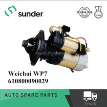 Original/OEM starting motor/ stater 610800090029 M93R3043SE for WEICHAI WP7