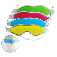 High quality reusable PVC sleeping cool gel eye mask