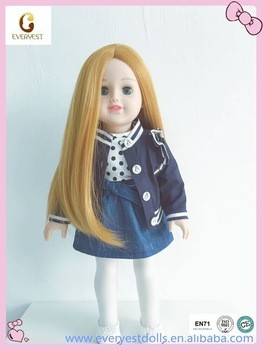High quality 14 doll clothes 18 inch doll clothes for sale