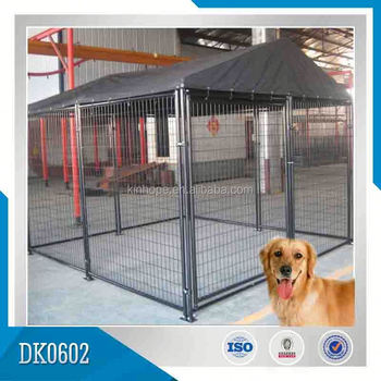 Decorative Cheap Chain Link Dog Kennels