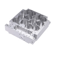 Precision Metal Processing CNC Aluminum Machining Components Machine Parts