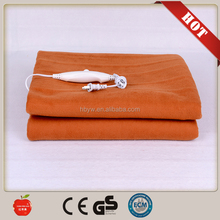Top Quality very cheap blankets Polyester Electric Heating Blankets adjustable beds single/double bed size