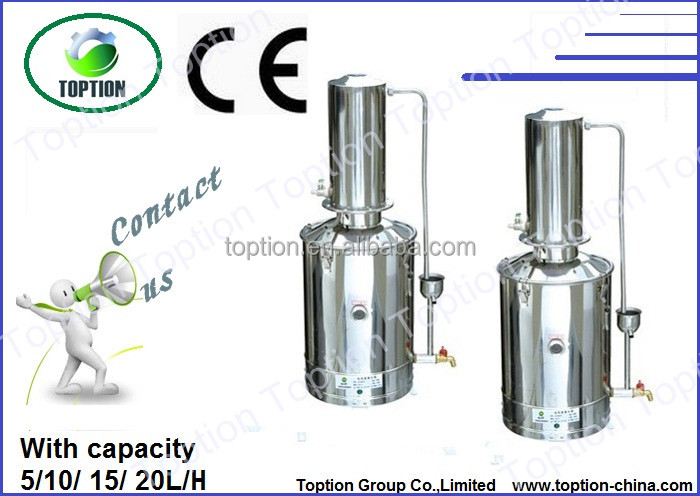 Modern best quality industrial water distillers