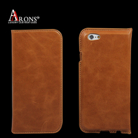 Card holder wallet phone case for iphone6 leather