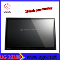 LCD Display Screen 19 inch Tablet pc monitors