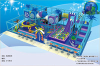 CE Certified High Quality Children Indoor Playground Equipment Made In China