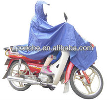 High quality bicycle rain poncho