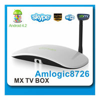 OEM/ODM manufacturer google tv box android 4.2 remote control