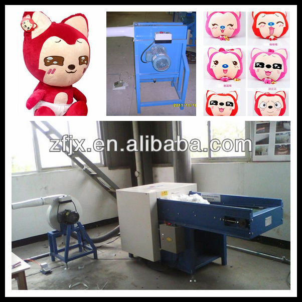 quilt stuffing and filling machine ( skype : wendyzf1 )