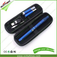 2015 super quality electronic cigarette walmart wholesale dry herb wax vaporizer pen 3in1 ecigarette