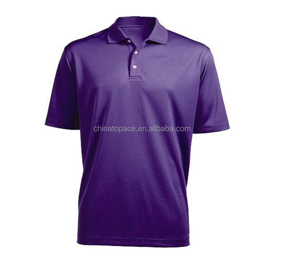 100 polyester performance moisture wicking outdoor men 39 s for Men s polyester polo shirts