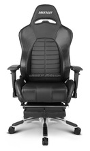 sparco seat office chair with foot rest for boss