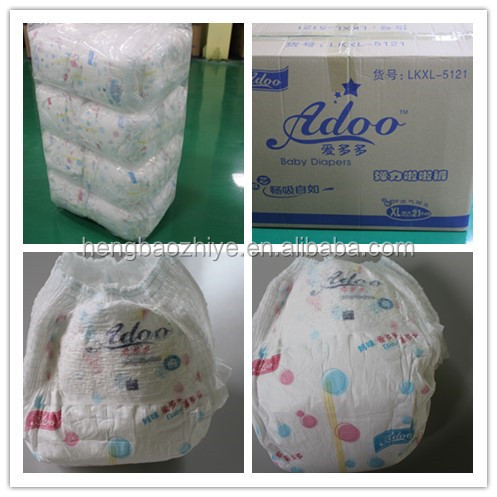 Wholesale Cheap Disposable Baby Diapers in Bulk