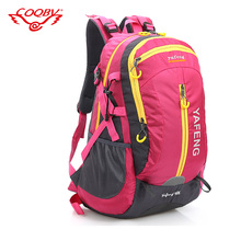 COQBV 2017 hot sale high quality elegance blank canvas backpack