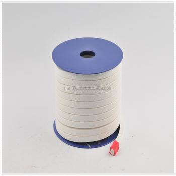 Pure PTFE packing with oil and without oil