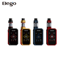 Smok Ever best Touch Screen Electronic Smoking DEVICE 230W Smok g priv 2 kit from elego