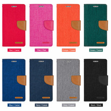 2016 New Mobile Phone Leather Wallet Case For Sony Xperia X